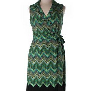 Enjoy A Colorful Reception Dress
